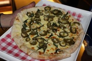 NY Brew Company Pizza