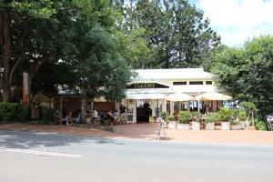 Poet's Cafe Montville