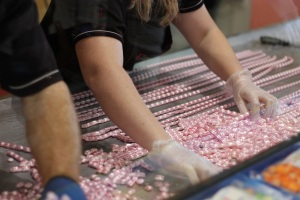 Candy making at Candy Addictions